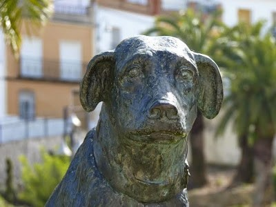 Monumento en memoria a «Moro»