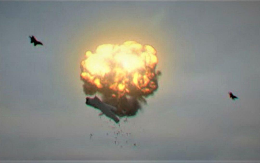 ¿OVNI derribado en Turquía por la Fuerza Aérea? La verdad revelada