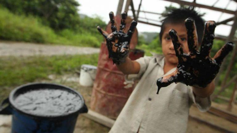 Un grave derrame de petróleo ha afectado la Amazonía peruana