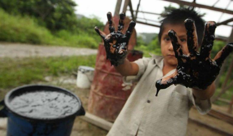 Derrame de petróleo causa un desastre ambiental en la Amazonía peruana