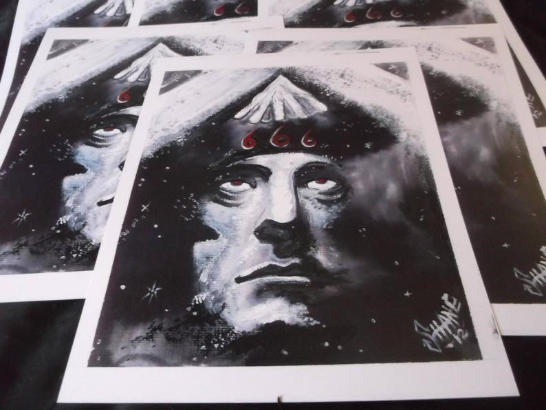 Aleister Crowley la Gran Bestia del Apocalipsis, según el rumor popular