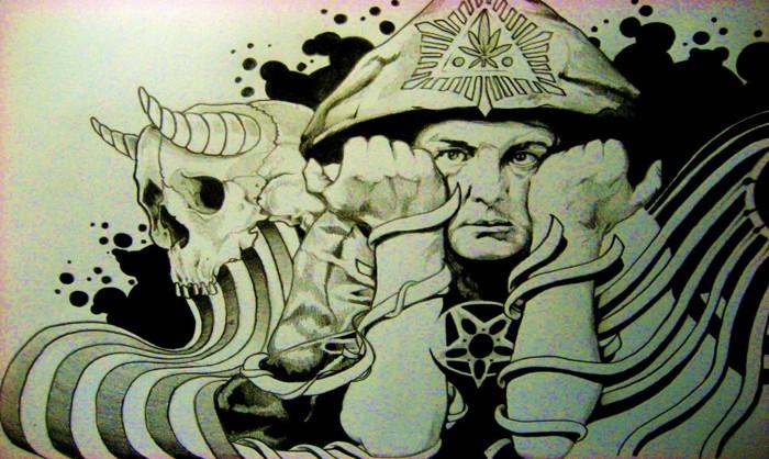 Aleister Crowley y sus secretos sobre el enigmático Nessie