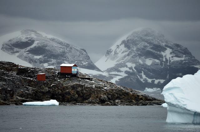 El hierro-60 es un elemento raro y ha sido encontrado en la Antártida