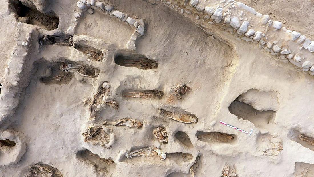 Arqueólogos hallan 227 niños sacrificados en Perú en el mayor descubrimiento realizado