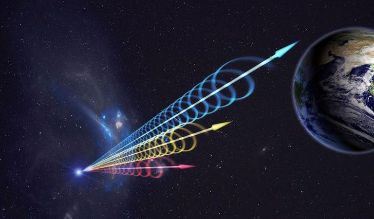 Astrónomos detectan ocho señales alienígenas provenientes de más allá de la galaxia