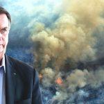 Bolsonaro dice que «ama» a la Amazonía mientras arde por sus políticas que alientan la deforestación
