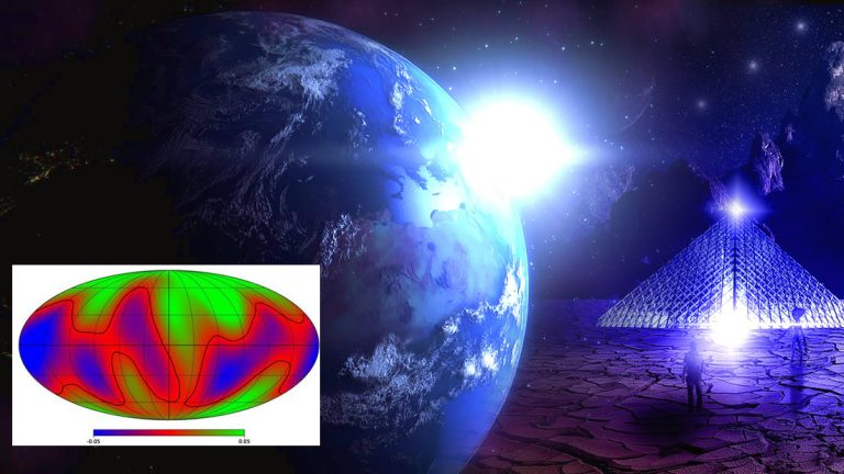 Civilizaciones alienígenas pueden estar viendo nuestro planeta de esta manera