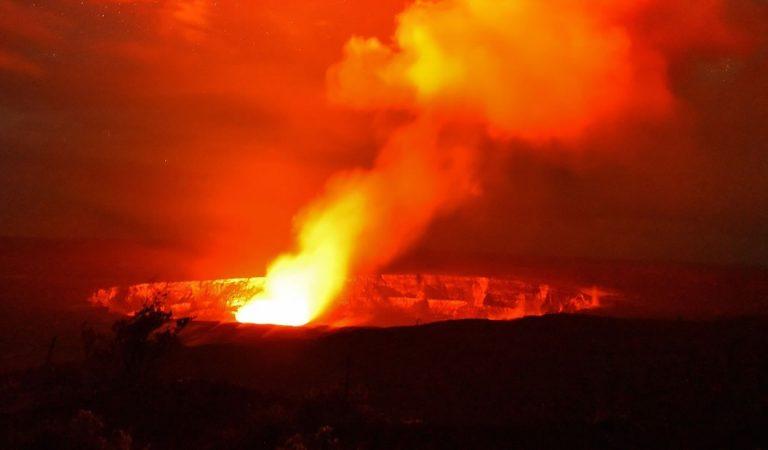 Descubren cien volcanes del «mundo jurásico» ocultos bajo Australia