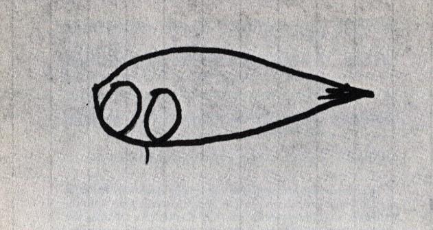 Ilustración realizada por Calvin Parker en 1973