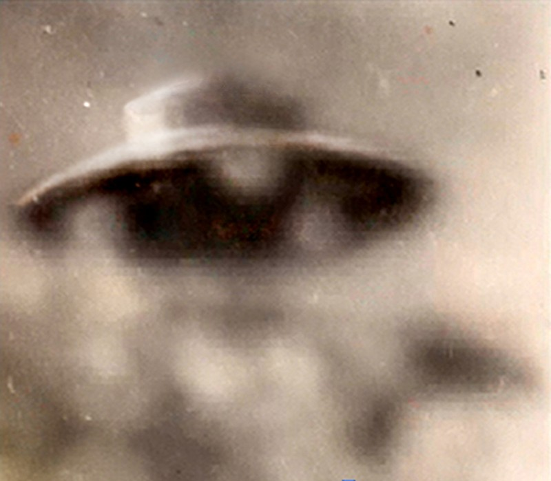 Nave «adamskiana», similar a la vista por Juan Oscar Perez