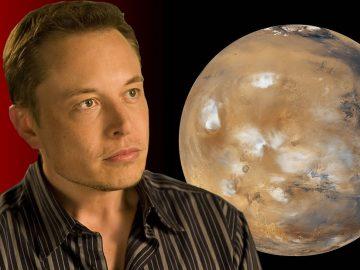 Elon Musk realmente quiere lanzar bombas nucleares en Marte
