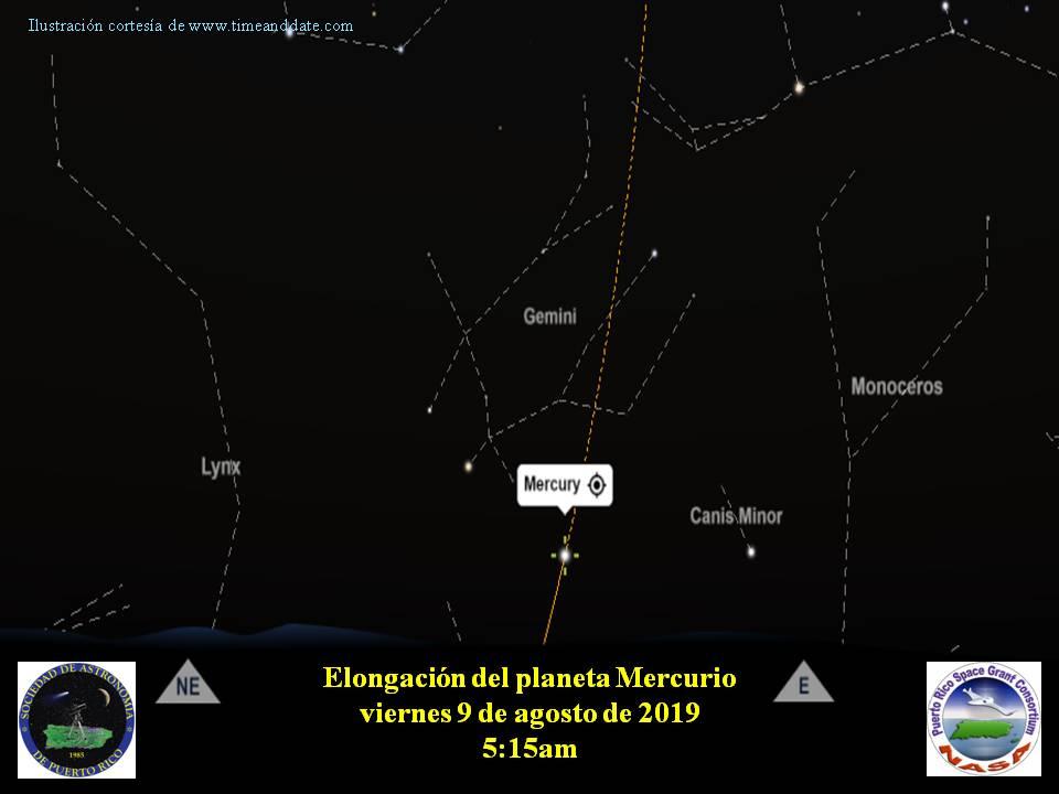 Mañana podrás ver a Mercurio a simple vista, el mejor día del año para hacerlo