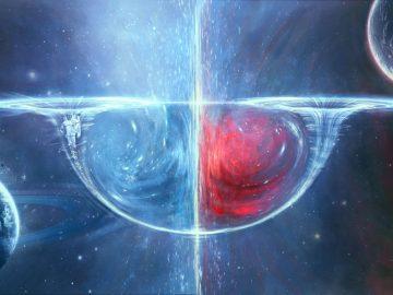 Es posible enviar un mensaje a través de un agujero negro a un universo alternativo