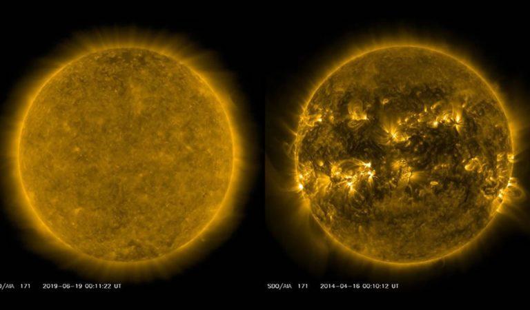 Colisiones magnéticas podrían originar gigantescos tsunamis solares en 2020