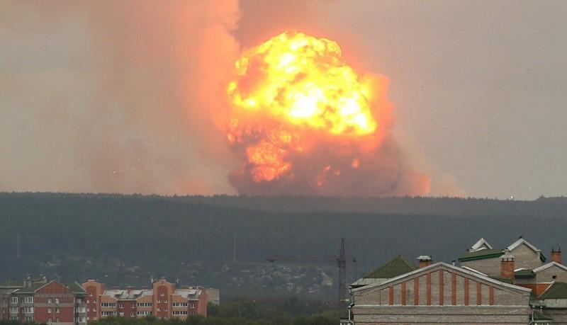 Explosión nuclear sacude el Ártico cerca de Rusia