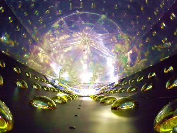 Físicos reducen la masa de la «partícula fantasma» más pequeña del universo