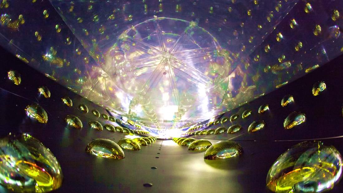 Físicos redujeron la masa de la «partícula fantasma» más pequeña del universo