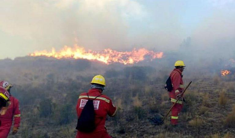 Piden declarar estado de emergencia en Perú por incendios en la Amazonía