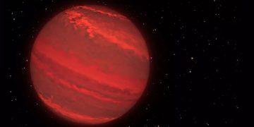 Hallan un enorme planeta con una órbita extraña que es diferente a todo lo descubierto antes