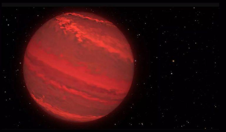Hallan un enorme planeta con una órbita extraña y diferente a todo lo descubierto antes