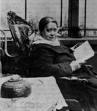 Helena Petrovna Blavatasky