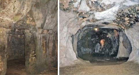 Los misteriosos túneles de Guañape