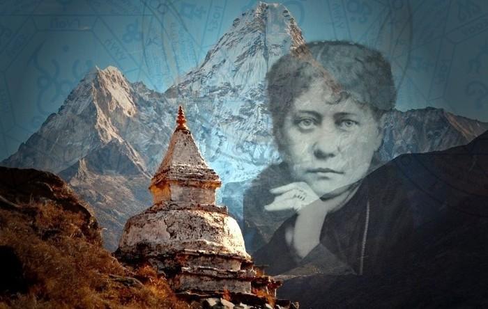 Los misteriosos periplos de HPB hacia los Andes