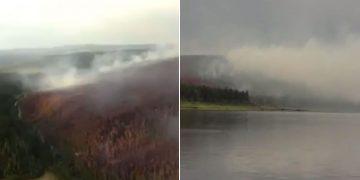 Incendios arrasan tres millones de hectáreas en Siberia