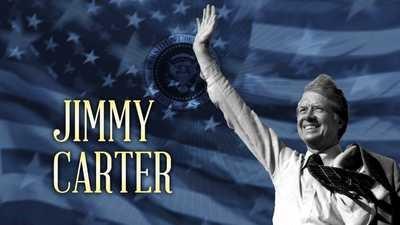 Jimmy Carter que en 1976, se convirtió en la esperanza norteamericana