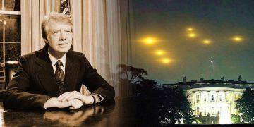 Jimmy Carter «Cuando los OVNIs arribaron a la Casa Blanca»
