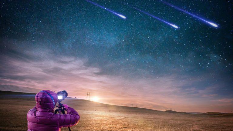 La lluvia de estrellas de las Perseidas ya está aquí. Prepárate para verlas