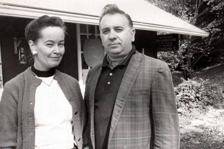 Lorreine y Ed Warren