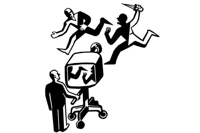 La manipulación de las masas a través de los medios de comunicación