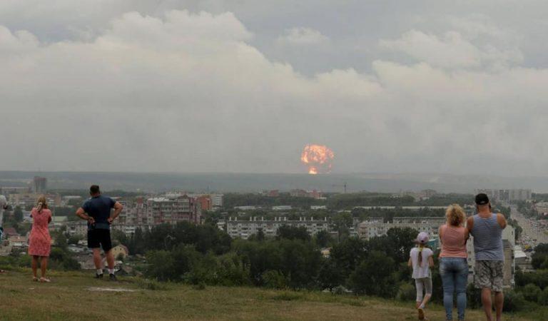Misteriosa arma nuclear explotó en Rusia ¿qué se ha dicho al respecto?