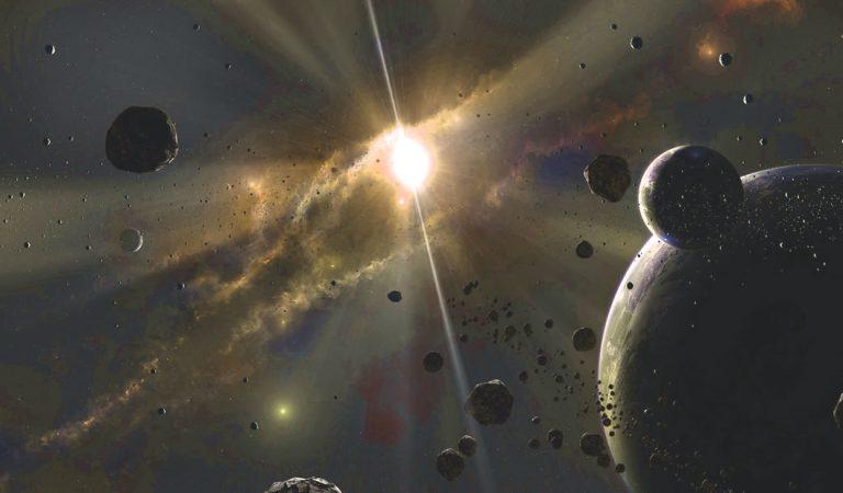 Misteriosas señales «alienígenas» están siendo enviadas por planetas muertos