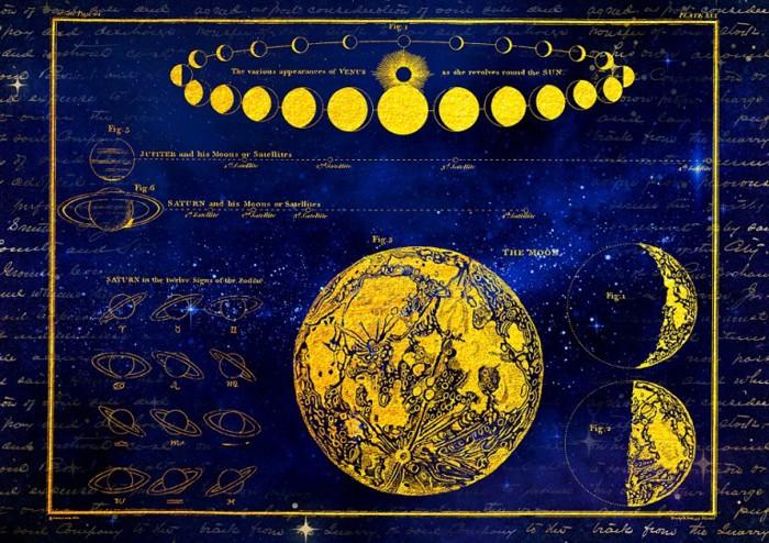 El conocimiento astronómico que llegaron a adquirir resulta sorprendente