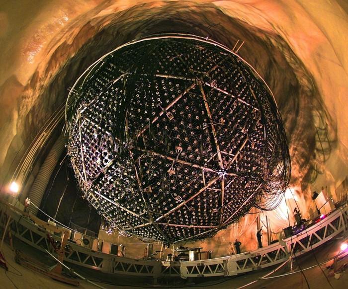 El Observatorio de Neutrinos de Sudbury, en Canadá