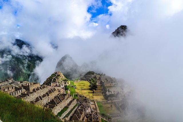 Varios incendios se han registrado en las cercanías de la ciudadela de Machu Picchu