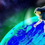 Resplandor fluorescente en el cosmos podría revelar vida alienígena oculta