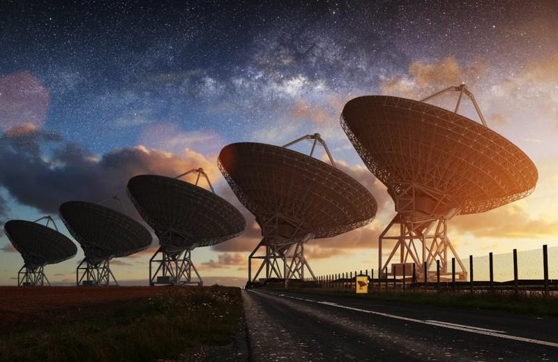 El Instituto SETI ha buscado señales de posibles civilizaciones alienígenas por varios años. Dicen que hasta ahora no han hallado una evidencia real