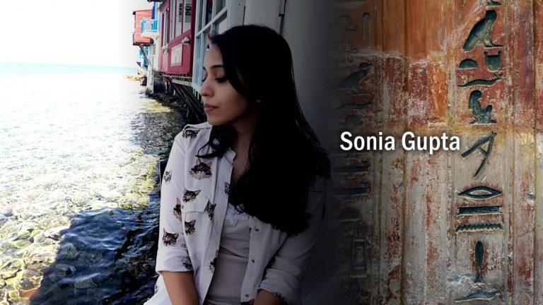 Sonia Gupta está en CodigoOculto.com