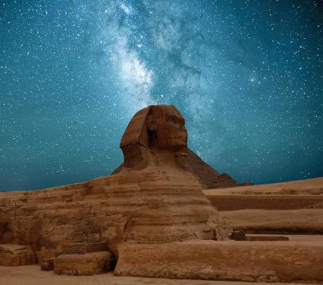 El antiguo Egipto todavía esconde muchos misterios