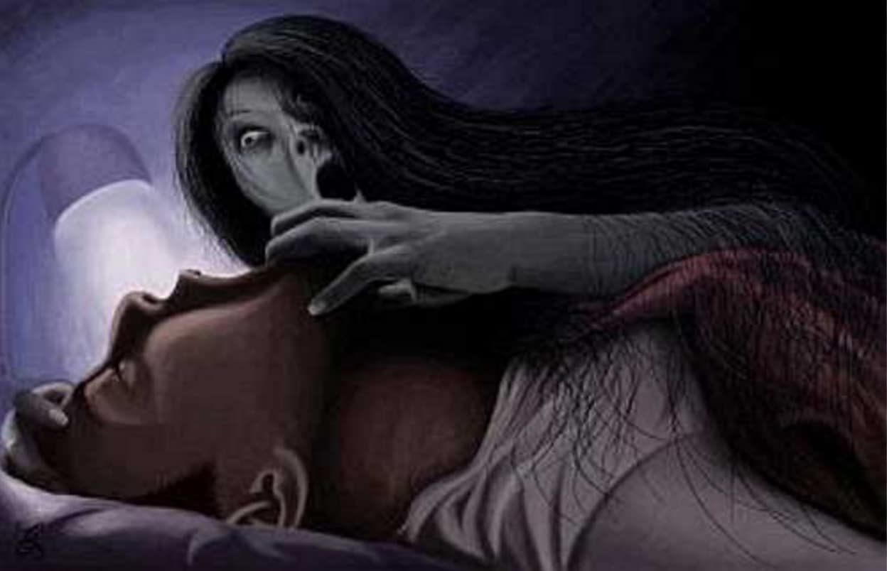 Incubos y Sucubos: Ataques Sexuales Paranormales