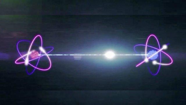 Enviar un mensaje a través de un agujero de gusano sería similar a la teletransportación cuántica