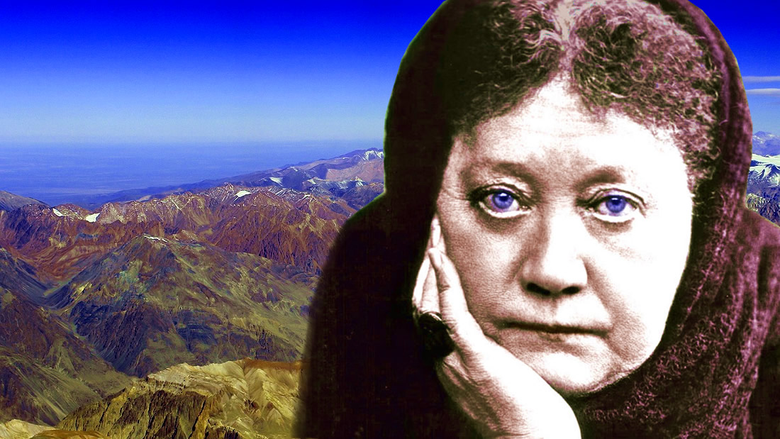 Viajes Ocultos de Helena Petrovna Blavatasky - Teosofía en los Andes