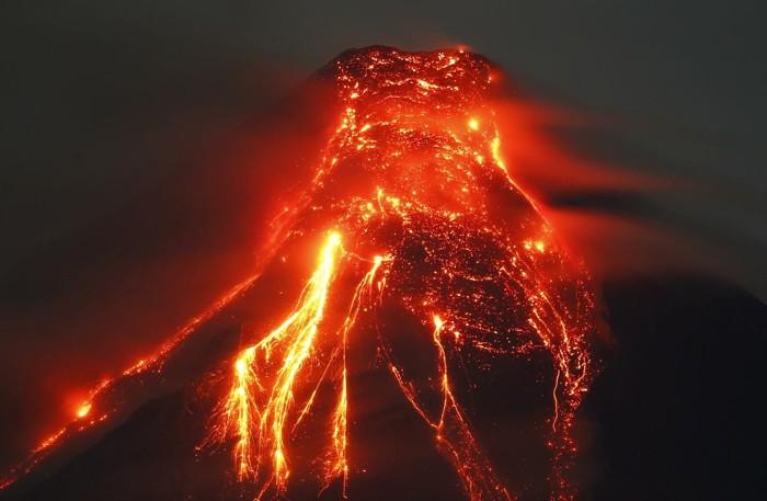 Violentas erupciones volcánicas habrían expulsado diamantes de las profundidades de la Tierra