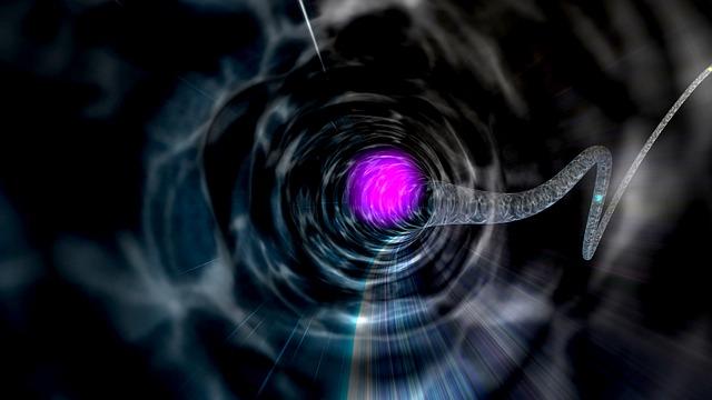 Físicos publican instrucciones paso a paso cómo construir un agujero de gusano