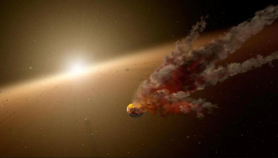 Otros investigadores creen que lo que atenuaría el brillo de KIC 8462852 sería solo polvo alrededor