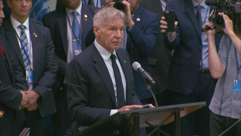 Ahora Harrison Ford es la nueva víctima de odios por discurso contra el cambio climático