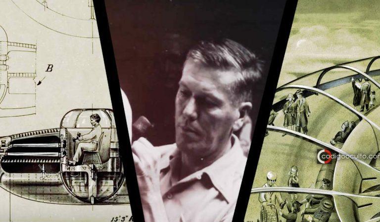 Alexander Weygers: el da Vinci del siglo XX que patentó un platillo volador